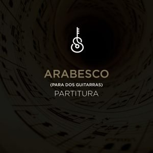 Arabesco - Partitura Edin Solís